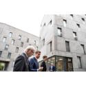 H.M. Konung Carl XVI Gustafs besök på KTH Live In Lab