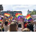 Oslo Pride Parade: 40.000 deltakere