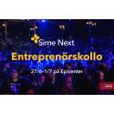 Stort intresse hos unga tjejer för Sime Nexts Entreprenörskollo