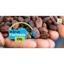 Upplands Väsby blir en Fairtrade City