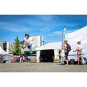 Rope Skipping urheilija Kimmo Hietanen edustaa Suomea hyppynarun MM-kisoissa Norjassa