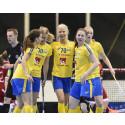Sveriges urladdning gav gruppseger i U19-VM