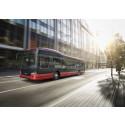 Först i Europa: Självkörande fullängdsbussar ska trafikera Barkarby