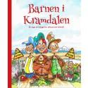 Ny barnbok hyllas av Patrik Sjöberg och Elaine Eksvärd.