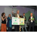 Peepoo inventor Professor Anders Wilhelmson receives top honors in Änglamarkspriset 2012