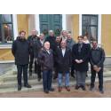 Internationellt intresse för vätgassatsning i Mariestad