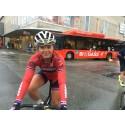 Andersen nummer fire på åpningsetappen i Ladies Tour of Norway