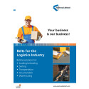 Belts for the Logistics Industry