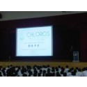 Morning Assembly Talk at Nan Chiau High School