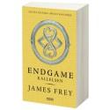 Endgame av James Frey - en boktrilogi, en gåta, ett realityspel. Lanseras i över trettio länder idag!