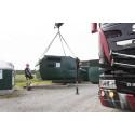 Återvinningsstation tas bort i Skellefteå