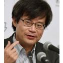 Nobelprisvinnaren i fysik (2014) Hiroshi Amano, professor vid Nagoya University i Japan.