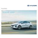 Hyundai IONIQ Hybrid - Produktfakta