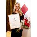 Susanne Ehnbåge,  Årets Ruter Dam 2017