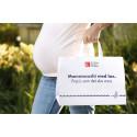 Stor okunskap om lax och graviditet, visar ny undersökning  – sushikedja införfärsk rå lax på menyn för gravida