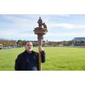 Museiparken blir tillfällig skulpturpark