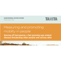 Tanita white paper says early body health   key to staving off onset of muscle wasting disease in older people