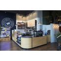 Wayne's Coffee slår upp dörrarna för KRAV-märkt fika i nya Mölndal Galleria