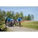 Utvecklad bana för Västgötaloppet Cykel