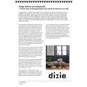 Kaxigt, stilrent och uttrycksfullt  – svenska Dixies inredningsprodukter gör skillnad för både hem och miljö