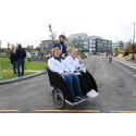 Samarbeid om sykkelglede