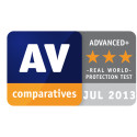 AV-Comparatives zeichnet G Data InternetSecurity 2014 aus