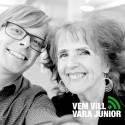 """Elisabeth Höglund inleder tredje säsongen av Doros podcast """"Vem vill vara junior?"""""""