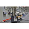 DACHSER setzt auf Lithium-Ionen-Technologie