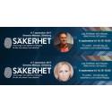 Du kommer väl och besöker oss på SÄKERHET Svenska Mässan, Göteborg 6–7 september?