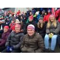 Festdag for ungdom under VM i Holmenkollen