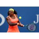 Serena siktar på historisk titel