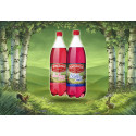 Läskvarumärket Nygårda väcker sommarlängtan med nya smakerna smultron och blåbär