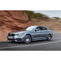 Täysin uusi BMW 5-sarja