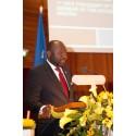 Pan-afrikansk talman:  Afrika måste finna afrikanska klimatlösningar - i  partnerskap med Europa