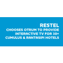 Restel chooses Otrum to provide interactive TV solutions to Cumulus and Rantasipi hotels