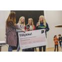 5. klasser kæmper for designpris
