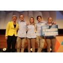 Trippel NM-gull til ungdomsbedrift fra Karmsund
