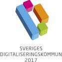 Fem nominerade till Sveriges DigitaliseringsKommun 2017