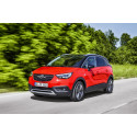 Femstjärnigt betyg för Opel Crossland X i Euro NCAP