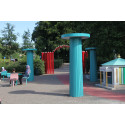 Parco i Pildammsparkens nya temalekplats