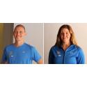 George Bjälkemo och Annie Thorén siktar högt på långdistans-VM i Oklahoma på lördag