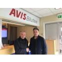 Avis Budget Group kjøper Sveins Bilutleie AS - deres lisenstaker i Agder-fylkene