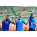 Svenska herrlandslaget redo för kvartsfinal mot Kina på VM i bordtennis