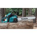 Makita lanserar kompakt motorsåg med låg bränsleförbrukning och hög prestanda