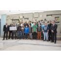 Dennert Poraver GmbH donates € 44,000