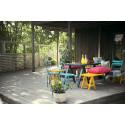 Måla dina trädgårdsmöbler med Cuprinol och vinn en Webergrill!