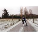 """""""Vintercykling är fantastiskt"""""""