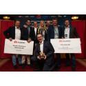 Fiberdata AB - Service Partner of the Year