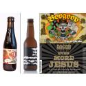 Fyra öl i världsklass till Systembolaget