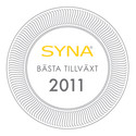 Uppvidinge kommun får pris för Bästa Tillväxt 2011